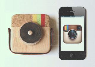 Instagram goes analog!