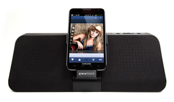 Gimme some 'droid love: 4 cool speaker docks for Android phones