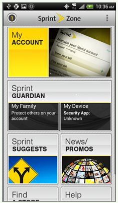 Sprint Guardian provides multiple ways to keep tabs on kids