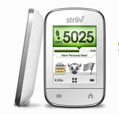 Want to win a free striiv pedometer? i.e. Can subscribing to Cool Mom Tech help you live longer?