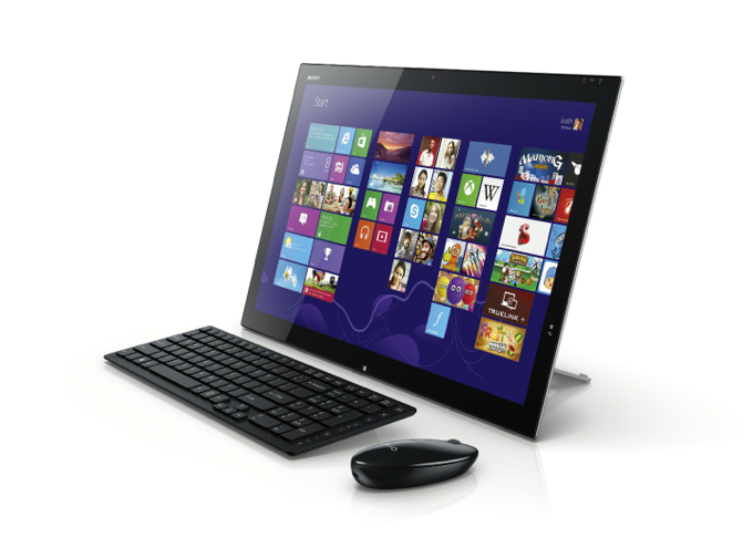 Sony Vaio Tap 21: Possibly the most evolved tabletop PC yet