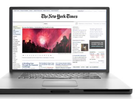 Unraveling The New New York Times Online Subscription Fees Cool Mom Tech
