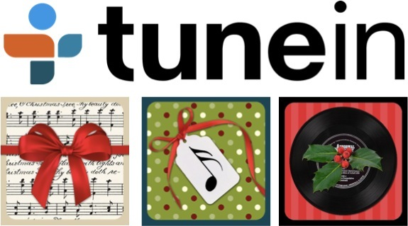 Have yourself a merry little radio app with over 250 Christmas music stations
