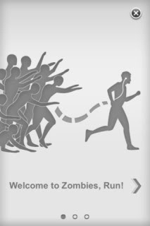 Nothing gets you running faster than… ZOMBIES