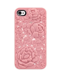 A lacy, ladylike iPhone cover that's totally tough