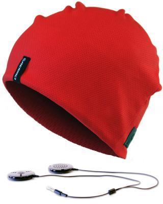 High tech hats? Oh yeah.