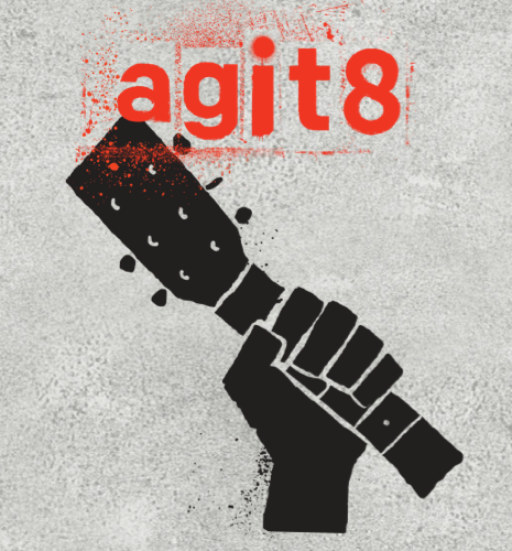 Agit8: Music and social media come together to help fight poverty