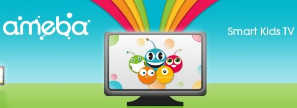 Ameba TV: great programming for kids. And not actually on TV.