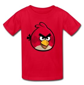 Angry Birds goes high fashion