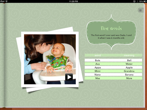 the best baby book apps for ios for preserving those special