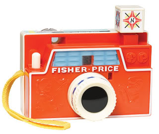 The Fisher Price Camera – A flash from the past
