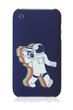 iPhone cases for the terminally hip, courtesy of Threadless