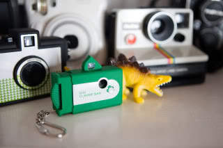 Keychain camera: A mom's best photo taking friend