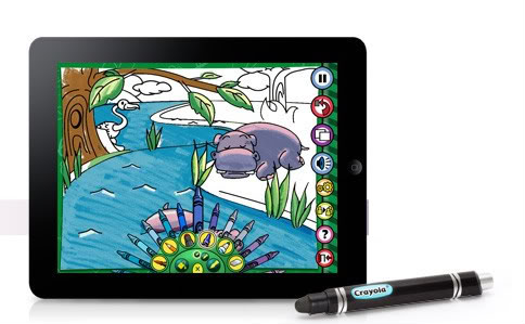 Crayola goes high tech with ColorStudio HD