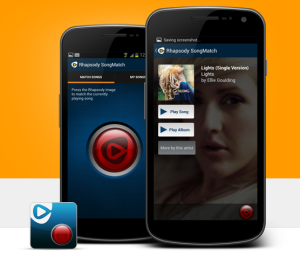 Rhapsody SongMatch gives Shazam a run for its money