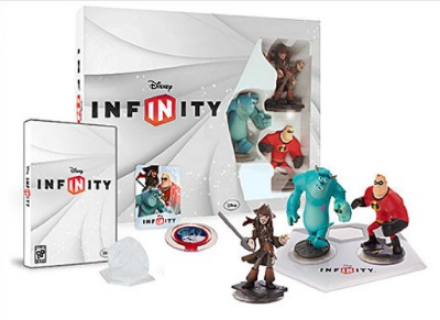A sneak peek at the new Disney Infinity gaming platform