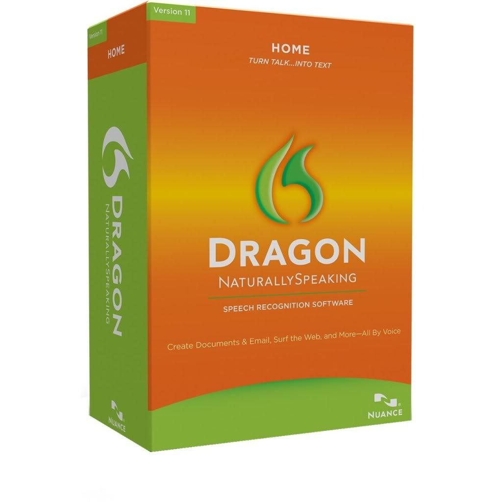 Dragon Dictation: Do as I say, and as I do