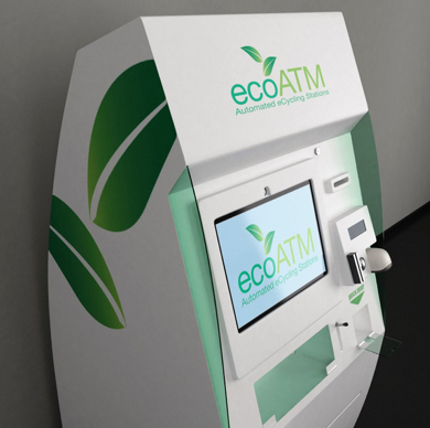 The ecoATM: A fascinating if a slightly Orwellian way to recycle your tech for cash