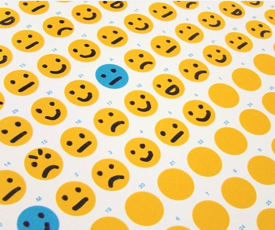 Emoticon yourself for 365 days