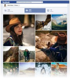 Facebook makes photos bigger. And it's way better.