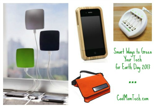 How to green your tech: Earth Day is the perfect excuse