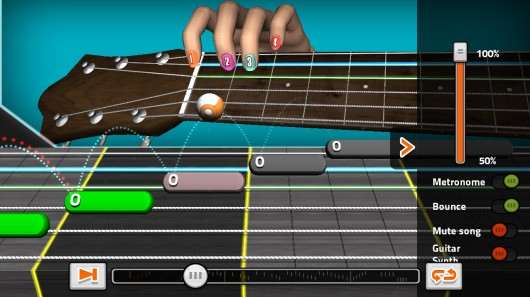 Piquing Our Geek: GuitarBots website teaches guitar, for real