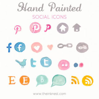 Social media icons that actually look iconic