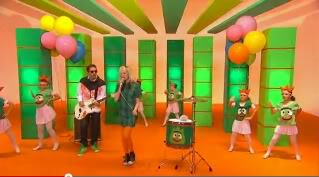 Kids' music download of the week: The Ting Tings' Happy Birthday