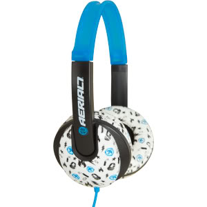 Volume limiting headphones for kids that protect their ears, and their hipster cred