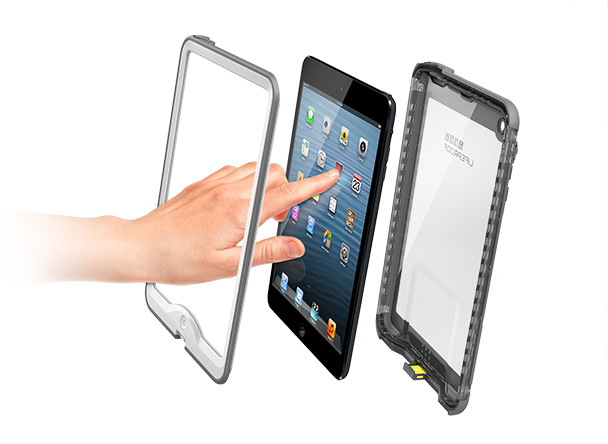 Let's all go Nuud! The LifeProof Nuud Case for iPad mini
