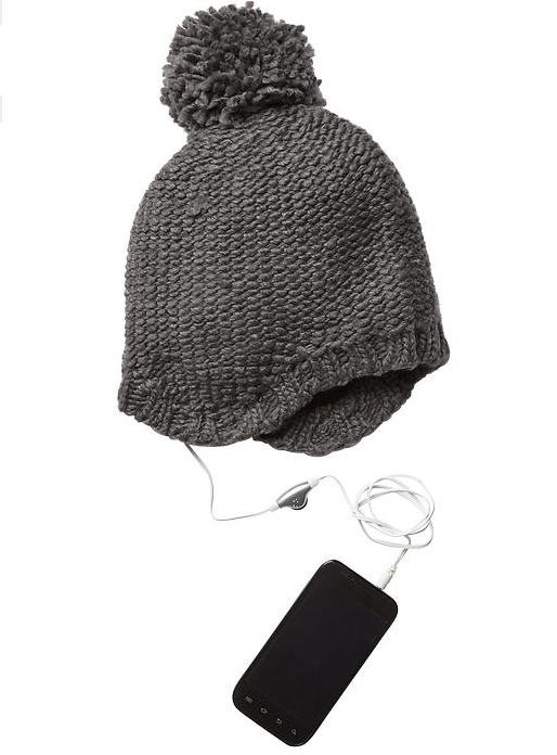 Headphone Hat Head.