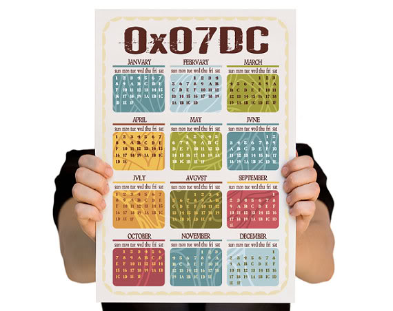 Happy 0x07DC!