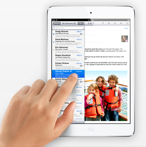 Is the iPad Mini good for kids?