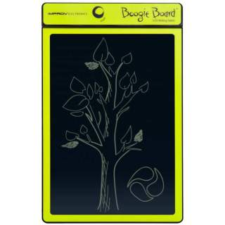 The Boogie Board writing tablet is a tree's best friend