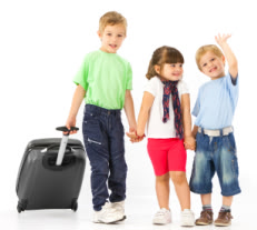 5 smart tech tips for traveling with kids
