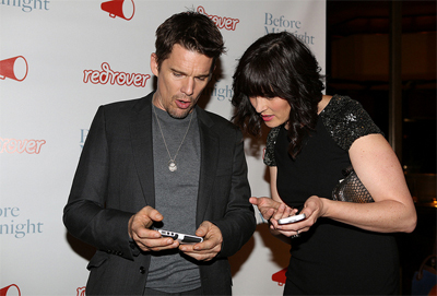 Oh Appy Day! Featuring Ethan Hawke's favorite apps