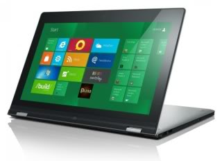 Want! My Top CES Laptop Pick: Lenovo IdeaPad Yoga 13