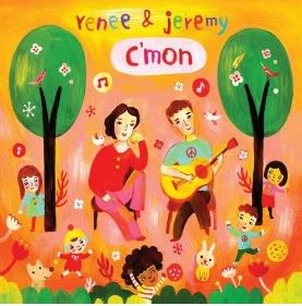 Kids' music download for Valentine's Day: Renee & Jeremy's Mama Papa Love