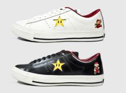 Piquing Our Geek: Super Mario Bros One-Star Converse