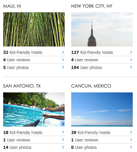 MiniTime makes planning the perfect family vacation easier than ever