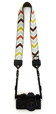 Gorgeous camera straps for accessorizing your inner (or outer) shutterbug