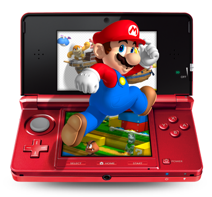 Holy 90s redux, Mario. Look who's back on Nintendo 3DS.