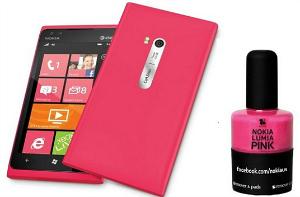 Web Coolness: Nokia nail polish, Olympics coverage complaints, Instagram photobooth