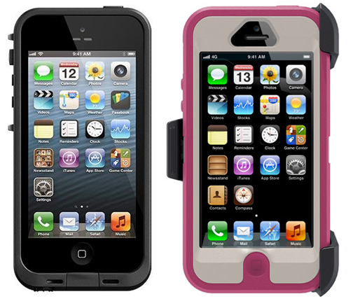 LifeProof vs. OtterBox: An iPhone protective case smackdown