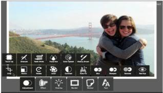 One more smart Picnik alternative – Photobucket, believe it or not