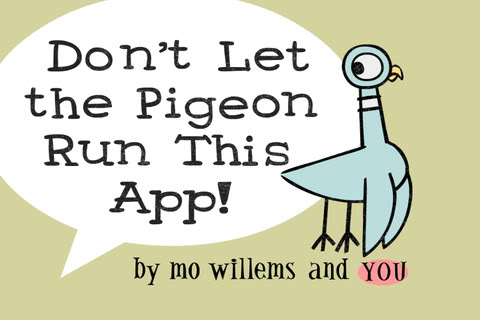 Don't Let the Pigeon Run this App: The original Angry Bird goes digital