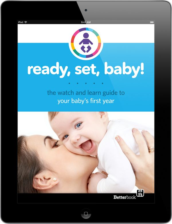 The perfect iPad app for new moms with lots of questions. (Isn't that all of us?)