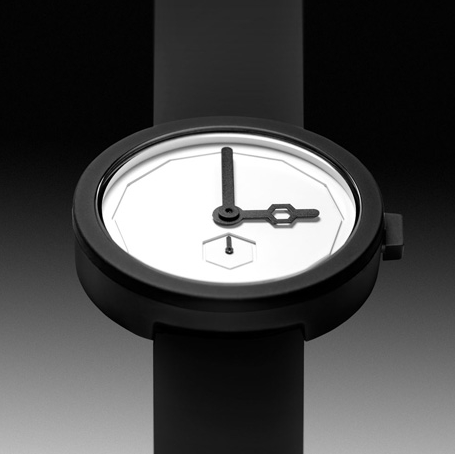 A trendy timepiece oddly, for your wrist