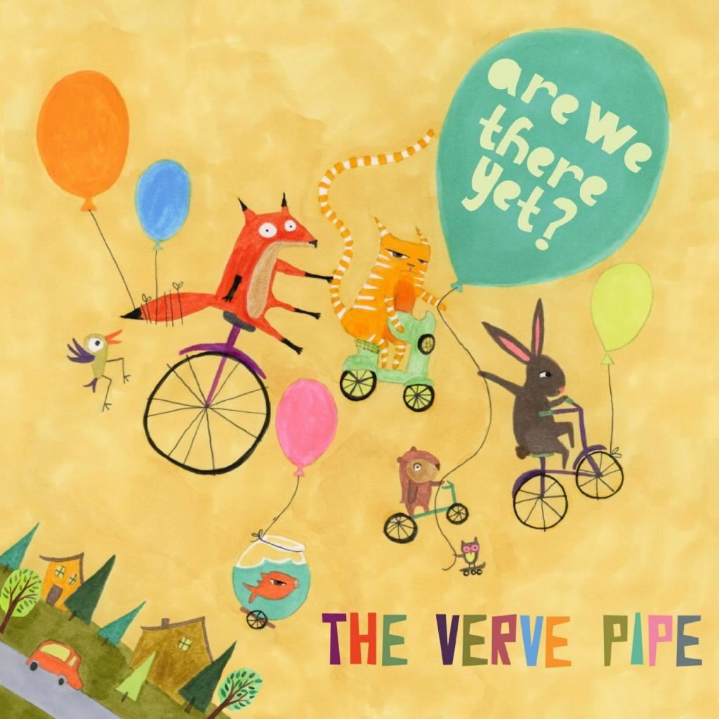 Kids' music download of the week: The Verve Pipe's Homework Blues Stomp