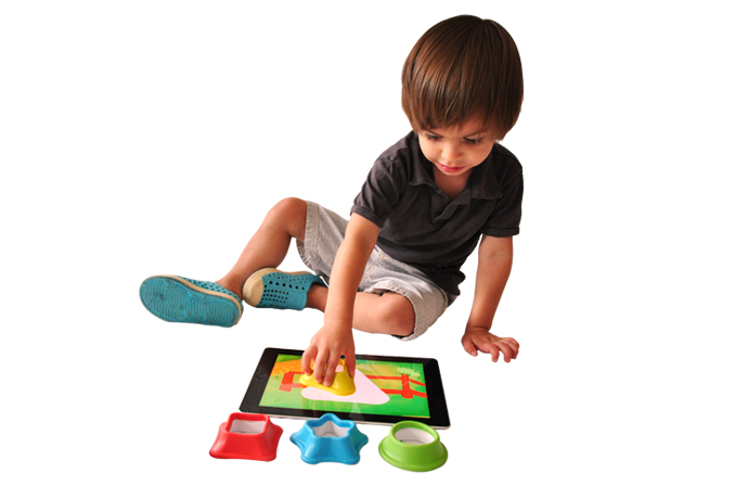 Tiggly: Preschool learning that blends apps with creative play